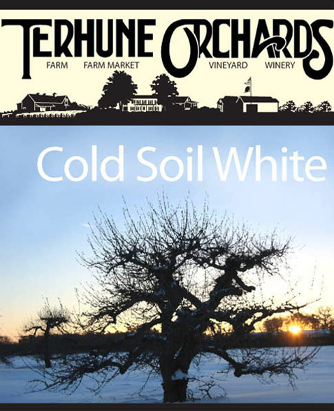 cold soil wine label
