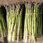 asparagus Terhune Orchards farm