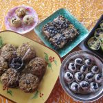 bakeoff blueberry treats