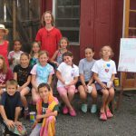 farm camp group shot