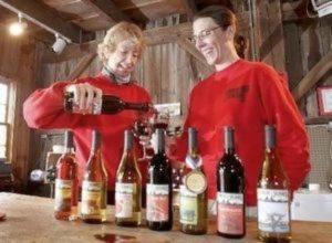 Pam Tannwen Terhune Orchards wine tasting room