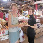 Pam farm store Mount Terhune Orchards  Princeton NJ
