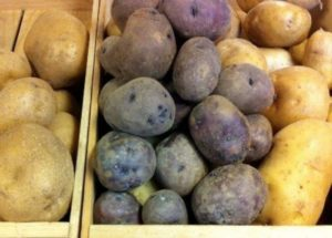 potatoes store