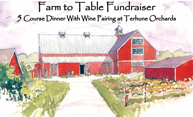 farm to table event announcement