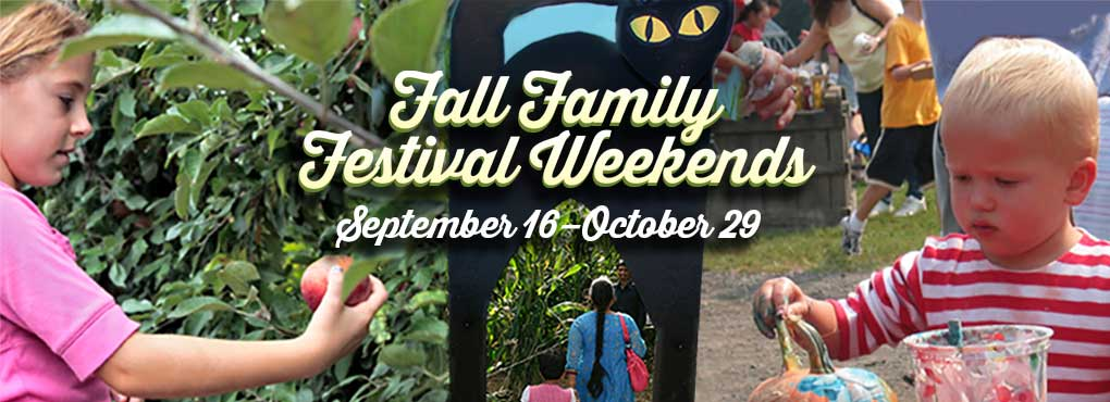 fall family festival weekends 2017