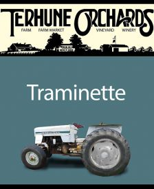 Traminette label