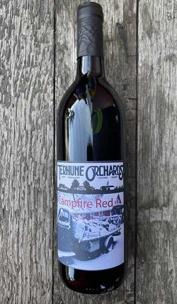 Campfire Red Wine