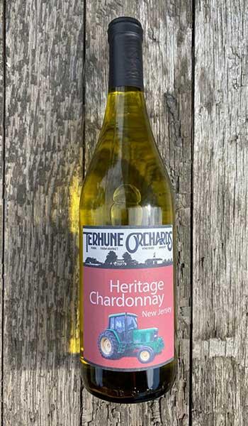 Heritage Chardonnay Wine