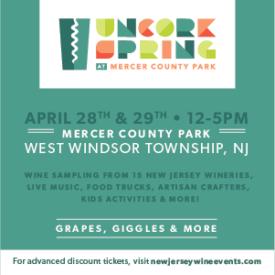 Uncork spring wine festival