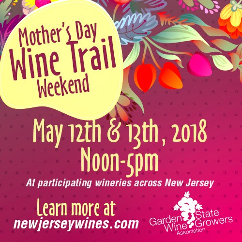 Mother's Day wine trail 2018