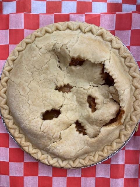 pie apple no sugar