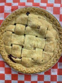 pie very berry