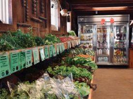 veggie farm store