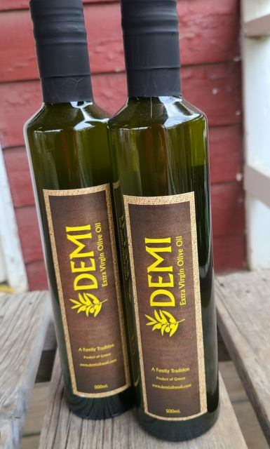 olive oil demi