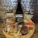 wine basket $45