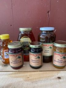 Preserves, Fruit Butter, Honey
