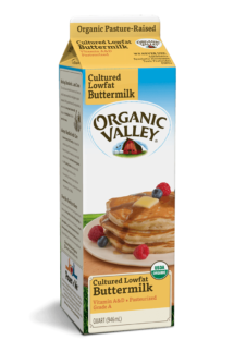 Buttermilk organic qt