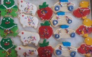 Cookies - Sugar Cookie Cutouts (1/2 lb)