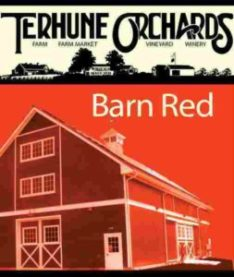 Wine - Barn Red
