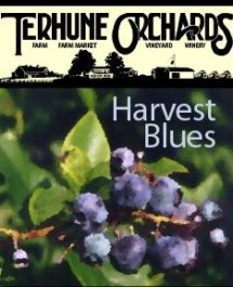 Wine - Harvest Blues