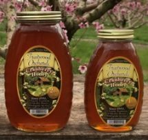Fruitwood Orchards Cranberry Honey