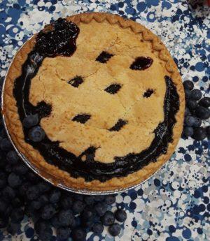 Pie - Blueberry