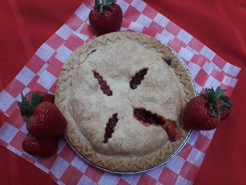 Pie - Strawberry Rhubarb