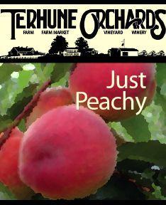 Wine - Just Peachy