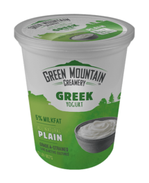 Green Mountain Plain Greek Nonfat Yogurt (32 oz)
