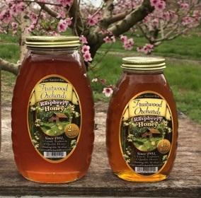 Fruitwood Orchards Raspberry Honey