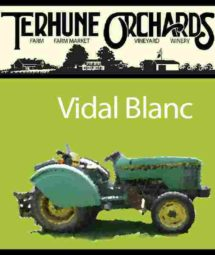 Wine - Vidal Blanc