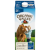 Milk Organic 1/2 gallon
