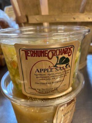 Salsa - apple