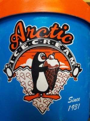 Arctic Ice Cream (Half-Gallon) - Vanilla
