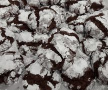 Cookies - Chocolate Crinkles (1/2 lb)