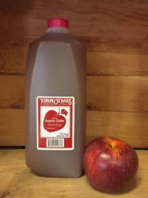Apple Cider - half gallon