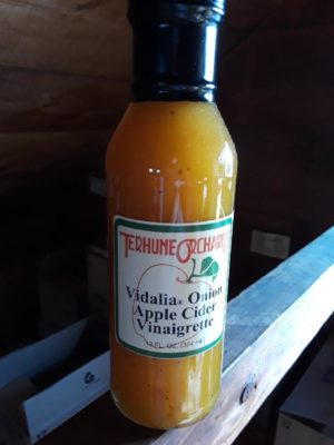 Salad Dressing - Vidalia Onion Apple Cider Vinaigrette
