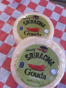 Cheese Gouda Sriracha