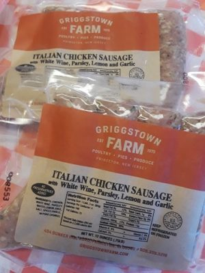 Griggstown Italian Chicken Sausage