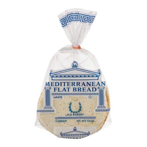 Mediterranean Flat Bread