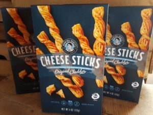 Macy's Baked Cheese Twists