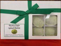 Nicola Ravioli spinach