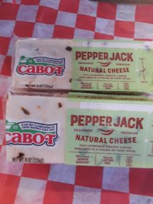 Cheese Pepper Jack