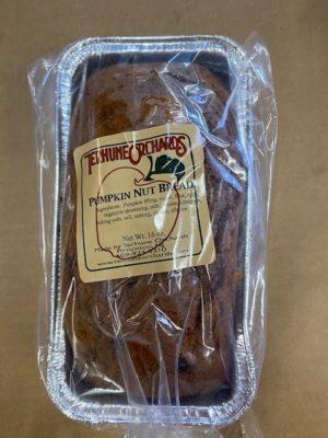 Fruit Bread - Pumpkin Nut