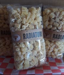 Pasta - Radiatore