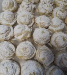 Cookies - Russian Teacakes (1/2 lb)