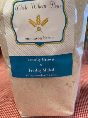 Whole Wheat Flour -2lb, local NJ