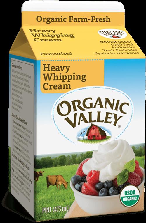 Organic Heavy Cream