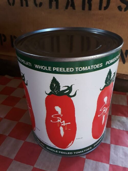 Tomatoes Whole Canned