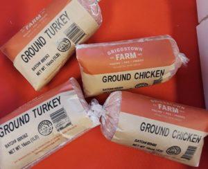 Ground chicken - Griggstown